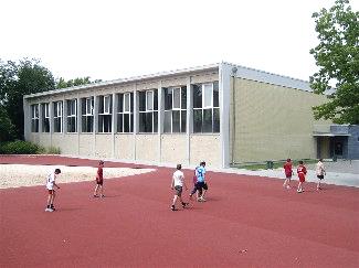 Jahn-Sporthalle Neukölln